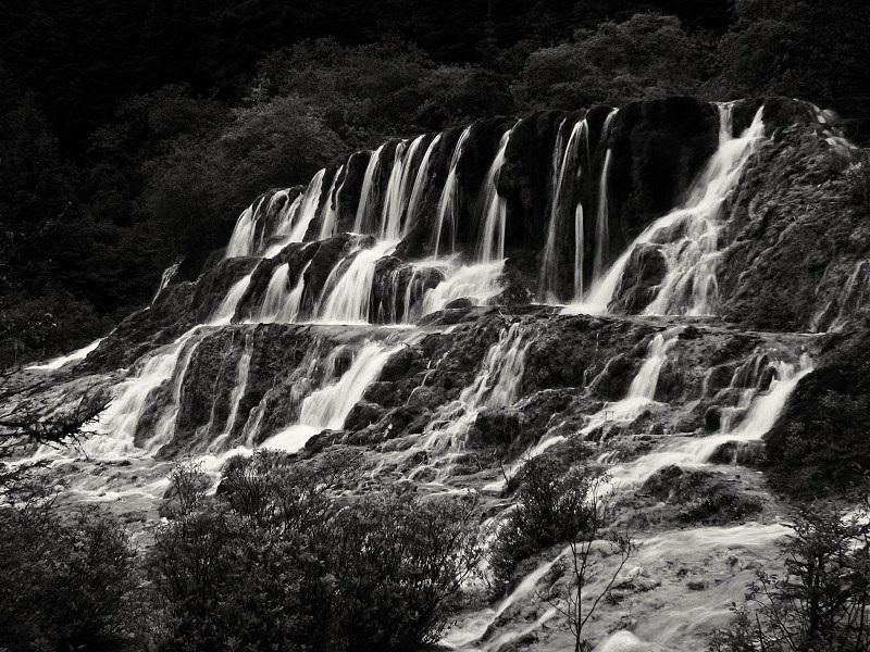 昆山摄影家 - 黑白山水